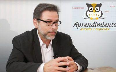 Javier Galué, autor del GuíaBurros: Liderazgo, entrevista en Aprendimiento TV